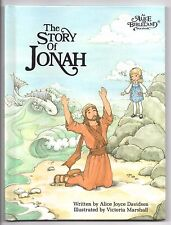 Children's Book THE STORY OF JONAH An Alice in Bibleland Storybook