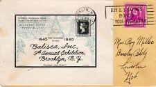 BALISEA INC, 9TH ANNUAL EXHIBITION,  BROOKLYN, NY 1940 FDC9064