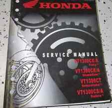 buy vt honda motorcycle manuals literature ebay rh ebay co uk