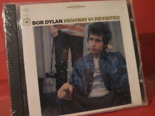 "DCC GZS-1021 BOB DYLAN ""HIGHWAY 61 REVISITED"" (ANALOGUE DCC 24KT GOLD-CD/SEALED)"