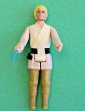 Vintage Kenner Star Wars 1977 Complete Luke Skywalker Farmboy Action Figure