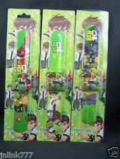 Lot 3x New Ben 10 Slap Bracelets for Kids -Great Gift Idea/Party Give-Aways