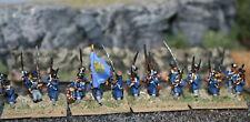 15mm 23 X Pintado Infantería Napoleónicas prusiano Landwehr