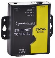 ETHERNET TO SERIAL RS232 1 PORT Accessories Controllers