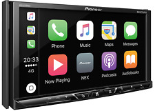 Double Din In Dash DVD CD Bluetooth Car Receiver USB Apple CarPlay Android Auto