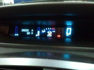 renault display/dashboard repair kit (flickering/blank display fix)  with instrs