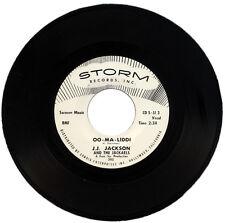 "J.J. JACKSON AND THE JACKAELS  ""OO-MA-LIDDI""   STORMING R&B"