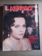 IL MONELLO n°48 1975 Laura Antonelli Inserto Lee Marvin Carl Douglas [G434]