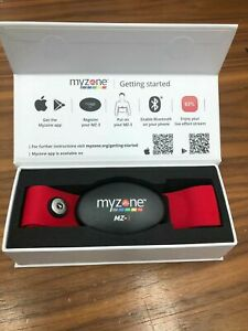 MYZONE MZ-3 Heart Rate Monitor & Training Belt | AUS Seller | Brand NEW in Box