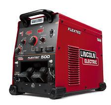 Lincoln Flextec 500 Multi-Process Welder K4091-1