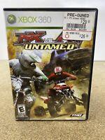 MX vs. ATV Untamed (Microsoft Xbox 360, 2007) 4 Wheeler Dirt Bike Off Road Game