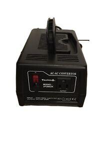 TACIMA AC-AC Convertor 2P300UK / INPUT:230V-50HZ OUTPUT: AC 110V - 300W (USA Plu