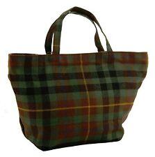 Buchanan Tartan Handbag 100% Wool 60% off RRP (Style 419)