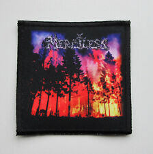 MERCILESS - Patch / Protector Kreator Num Skull Dark Angel Sadus Morbid Saint