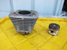 Harley Davidson Sportster 883  Cylinder Jug w/ Pistons 16446-86