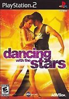 Dancing With The Stars (Sony PlayStation 2, 2007) - GAME ONLY!!! - BRAND NEW!!!