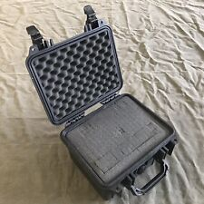 Pre-owned Pelican 1300 Protector Hard Case with used/plucked Foam