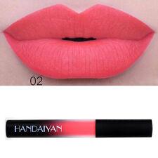 12 Colors Lipstick Matte Lip Gloss Women Liquid Stain Moisturizer Makeup Beauty
