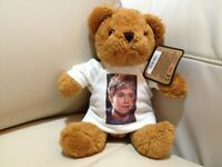 ONE DIRECTION Niall  Horan T SHIRT FOR A TEDDY BEAR OR DOLL dolls' clothes 1D