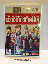 TRAUMA CENTER SECOND OPINION (WII) NUOVO SIGILLATO