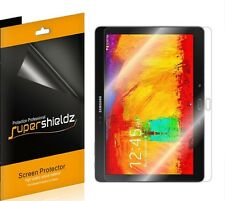 2X Supershieldz Clear Screen Protector For Samsung Galaxy Note 10.1 2014 Edition