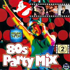 The 80s Party 2 -Non Stop Dj Video Mix Dvd- 97 Minutes Of Classic Eighties Hits!