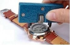 MECHANICAL ADJUSTABLE SCREW WATCH CASE BACK OPENER FOR SCRAP GOLD SILVER DIAMOND