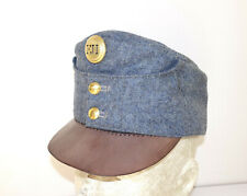 AUSTRIAN AUSTRO HUNGARIAN ARMY WW1 REPRO EARLY WAR BLUEISH CAP HAT Sz58 (7 1/4)