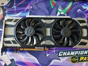 EVGA GTX 1070 SC Gaming 8GB GDDR5 GPU Tested & Working