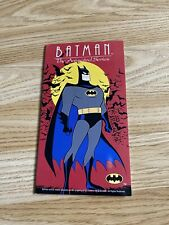 Batman The animated series phonecards in folder New Never Used