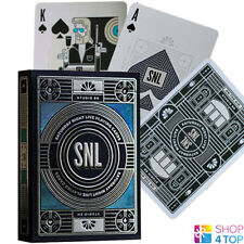 SNL SATURDAY NIGHT LIVE THEORY 11 LUXURY PLAYING CARDS DECK MAGIC TRICKS SEALED