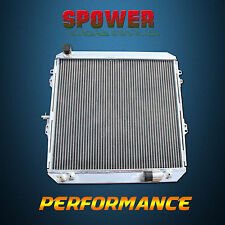 For Toyota Hilux LN130 LN106 LN107 2.4 2.0 Surf AT Aluminum Radiator 1988-1997