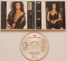 Cher-Heart Of Stone (1989) if I Could Turn Back Time, just like Jesse James