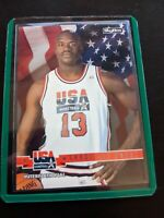 Shaquille O'Neal 1994 Skybox International USA Basketball #67 Team USA 2nd YR RC