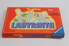 Ravensburger Board Game JR Junior Labyrinth COMPLETE UNPUNCHED halloween
