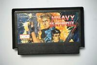 Famicom Heavy Barrel Japan FC game US Seller