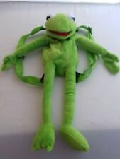 "DISNEY Kermit the Frog 17"" backpack, perfect condition"