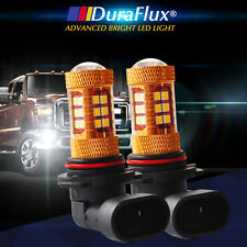 DuraFlux 9006 HB4 140W High Power LED Fog DRL Light OSRAM 2000LM 6000K HID White