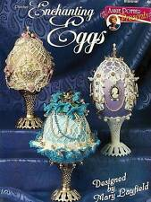 Crochet Enchanting Eggs   Designed by Mary Layfield  An Annie Potter Original