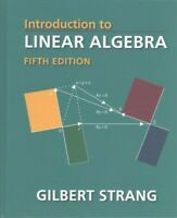 Introduction to Linear Algebra, Hardcover by Strang, Gilbert, Acceptable Cond...