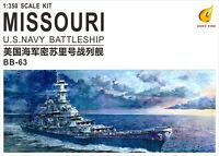 Very Fire VF350903 1/350 U S Navy BB-63 Missouri Super Battleship