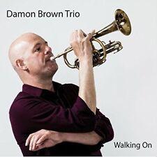 Damon Brown - Walking On [CD]