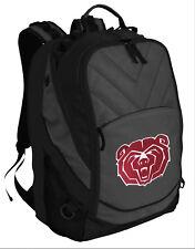 Missouri State University Backpack Missouri State Bears Laptop Computer Bag - LO