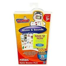 Playskool Alphie Booster Pack �€' Music and Sounds