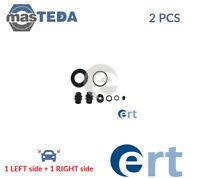 2x ERT REAR BRAKE CALIPER REPAIR KIT 400745 G NEW OE REPLACEMENT