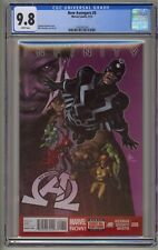 New Avengers 8 CGC 9.8 1st Black Order Infinity War Thanos Marvel Comics Movie