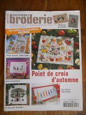 OUVRAGES BRODERIE n°54 - 2003 - Auvergne, dictons, généalogie, thé ou café