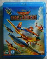 "Disney ""Planes Fire & Rescue"" With Bonus Blu-ray  Disc"