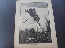 1884 Zeitungsdruck 235  / Bernhardiner