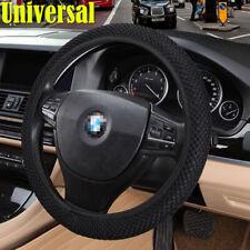 2019 Vehical Steering Wheel Cover Car Truck Breathable Mesh Anti-slip Handle NEW